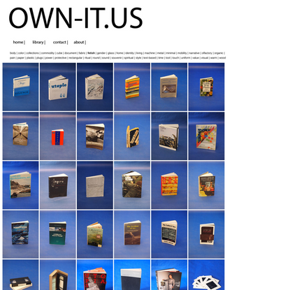 every object on OWN-IT.US