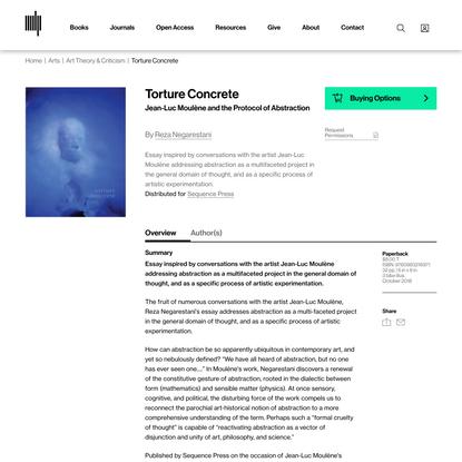 Torture Concrete