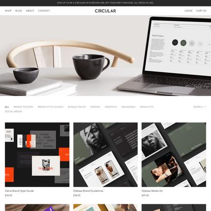 Circular — Shop