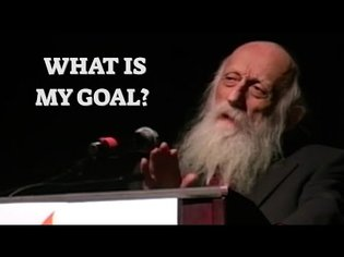 Finding your goals - Rabbi Dr Abraham J. Twerski