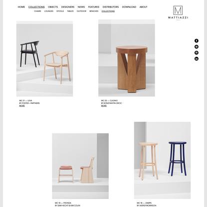 Collections - Mattiazzi
