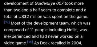GoldenEye 007 (N64) - 11 people