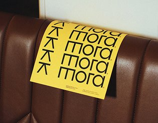 mora® - Brand ID