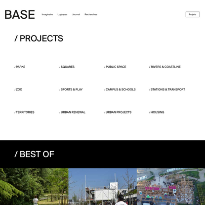Projects - BASE