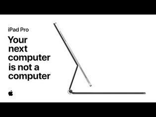 iPad Pro - Your next computer is not a computer - Apple