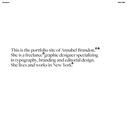 Annabel Brandon