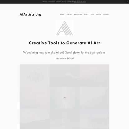 AI Art Generators: How to Make AI Art (2020 GUIDE) — AIArtists.org