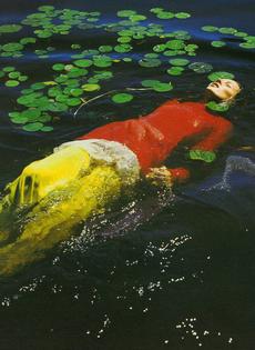 Kate Moss W Magazine (November 1997) ph. Bruce Weber