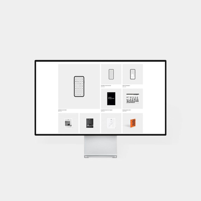 """Carl MH Barenbrug on Instagram: """"Slowly working on a curation of products for Minimalissimo. Mixing digital design with a be..."""