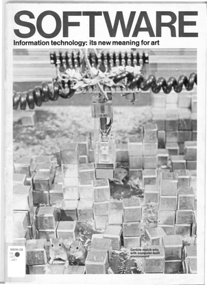 Software Information Technology: its new meaning for art