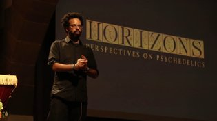 """Horizons 2017: NICHOLAS BYRON POWERS, Ph.D """"Black Masks, Rainbow Bodies: Race and Psychedelics"""""""