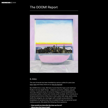 Nemesis | The DOOM! Report