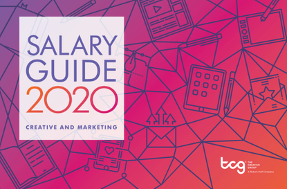 2020 Creative and Marketing Salary Guide