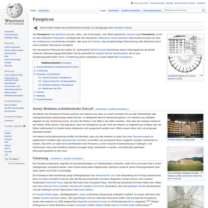 Panopticon – Wikipedia