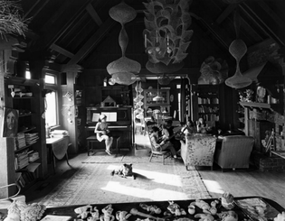Ruth Asawa's house, Noe Valley