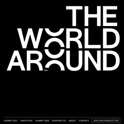 Home - EARTH DAY 2020 - The World Around