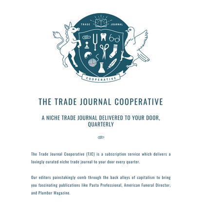 The Trade Journal Cooperative