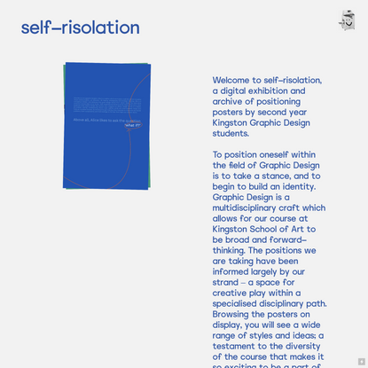 self-risolation