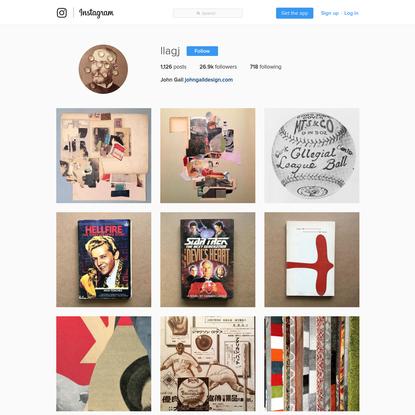 John Gall (@llagj) * Instagram photos and videos
