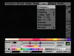 Deluxe Paint IV - Video Guide (Amiga Tutorial Video)