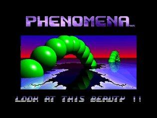 Phenomena - Enigma - Amiga Demo (HD 50fps)