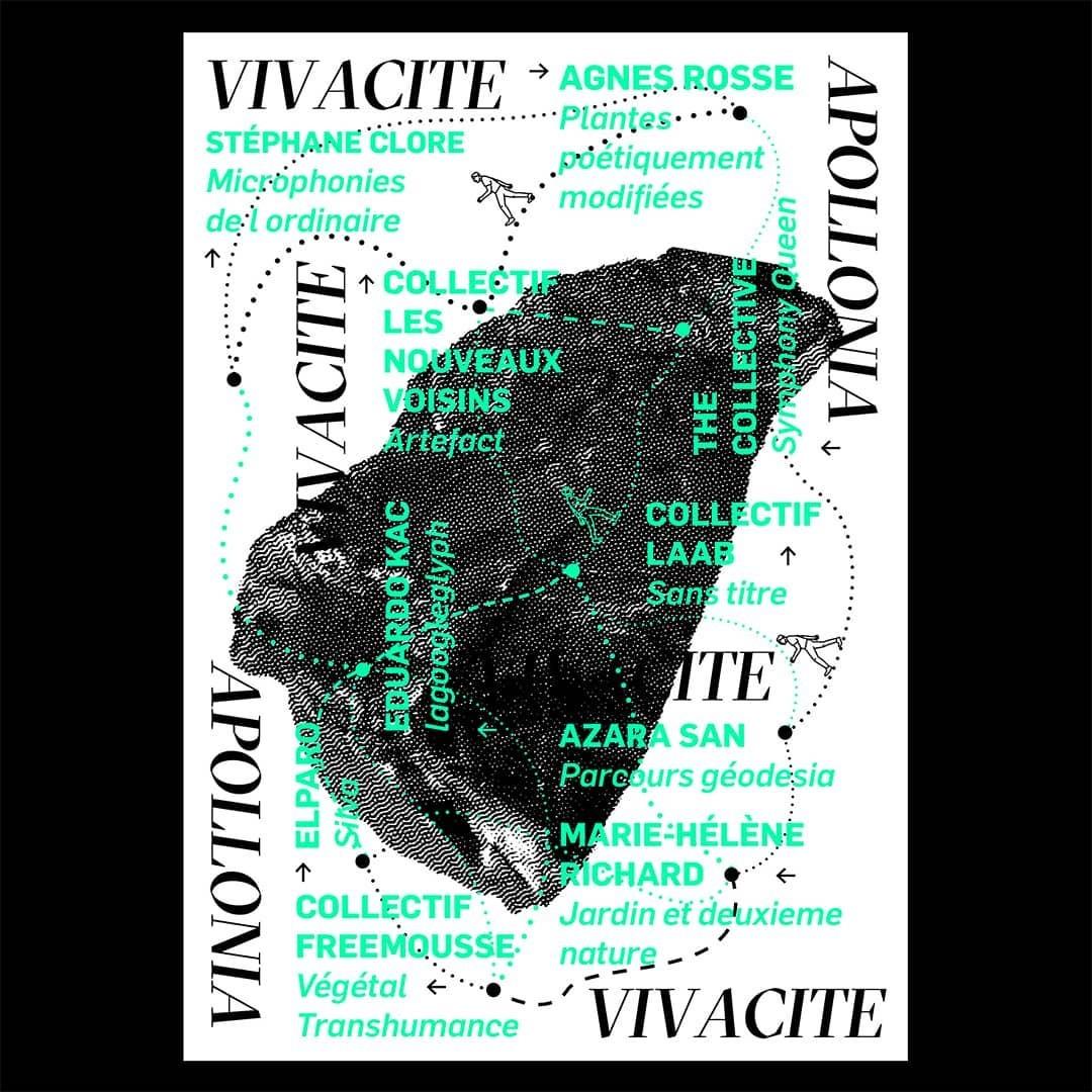 Vivacite Apollonia · Stochaster