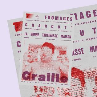 Graille · Stochaster