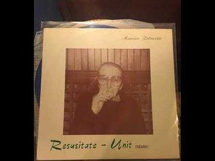 Maurizio Delvecchio - Resusitate (12'' Version) 1986