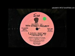 78TH STREET PROJECT - BASSLINE DIMENSION 1988