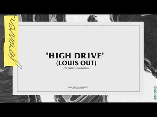 Popcaan - High Drive (Louis Out) [Official Lyric Video]