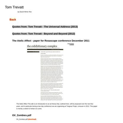 Tom Trevatt