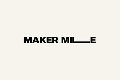 "Pentagram on Instagram: ""@Astridstavro and team have designed the brand identity for @makermile, a vibrant new platform laun..."