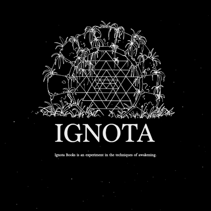 Ignota Books