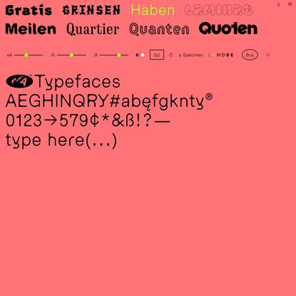 PFA-Typefaces.com