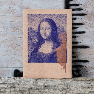 Mona Lisa · Stochaster