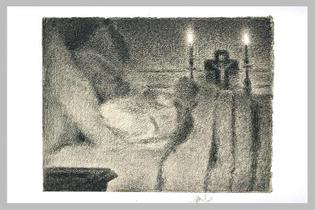 Anaïs Faivre Haumonté on her deathbed