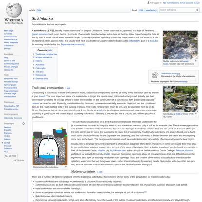 Suikinkutsu - Wikipedia