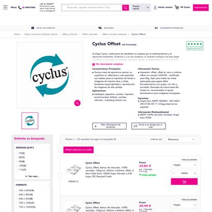 Cyclus Offset