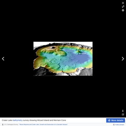 Wizard Island - Wikipedia