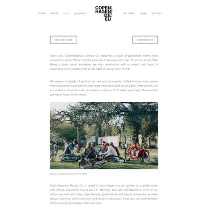 Join us — Copenhagenize Design Co.
