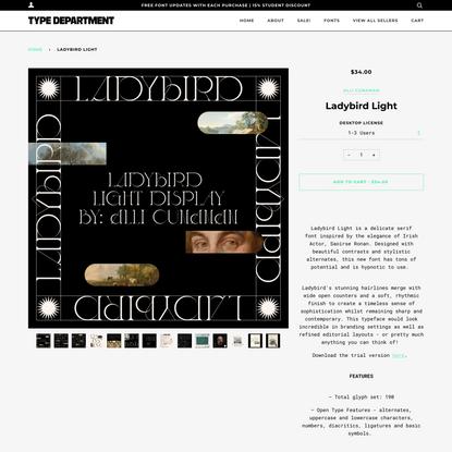 Ladybird Light