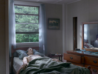 Gregorey Crewdson, Father and Son, 2013