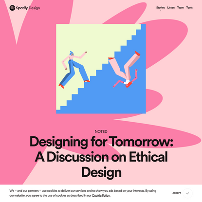 Designing for Tomorrow: A Discussion on Ethical Design