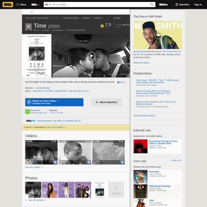 Time (2020) - IMDb
