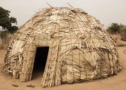 "Simone Leigh on Instagram: ""Fulani Heardsman Dwelling, Kwoi, Nigeria, West Africa Via @slowroads - - - #africanarchitecture ..."