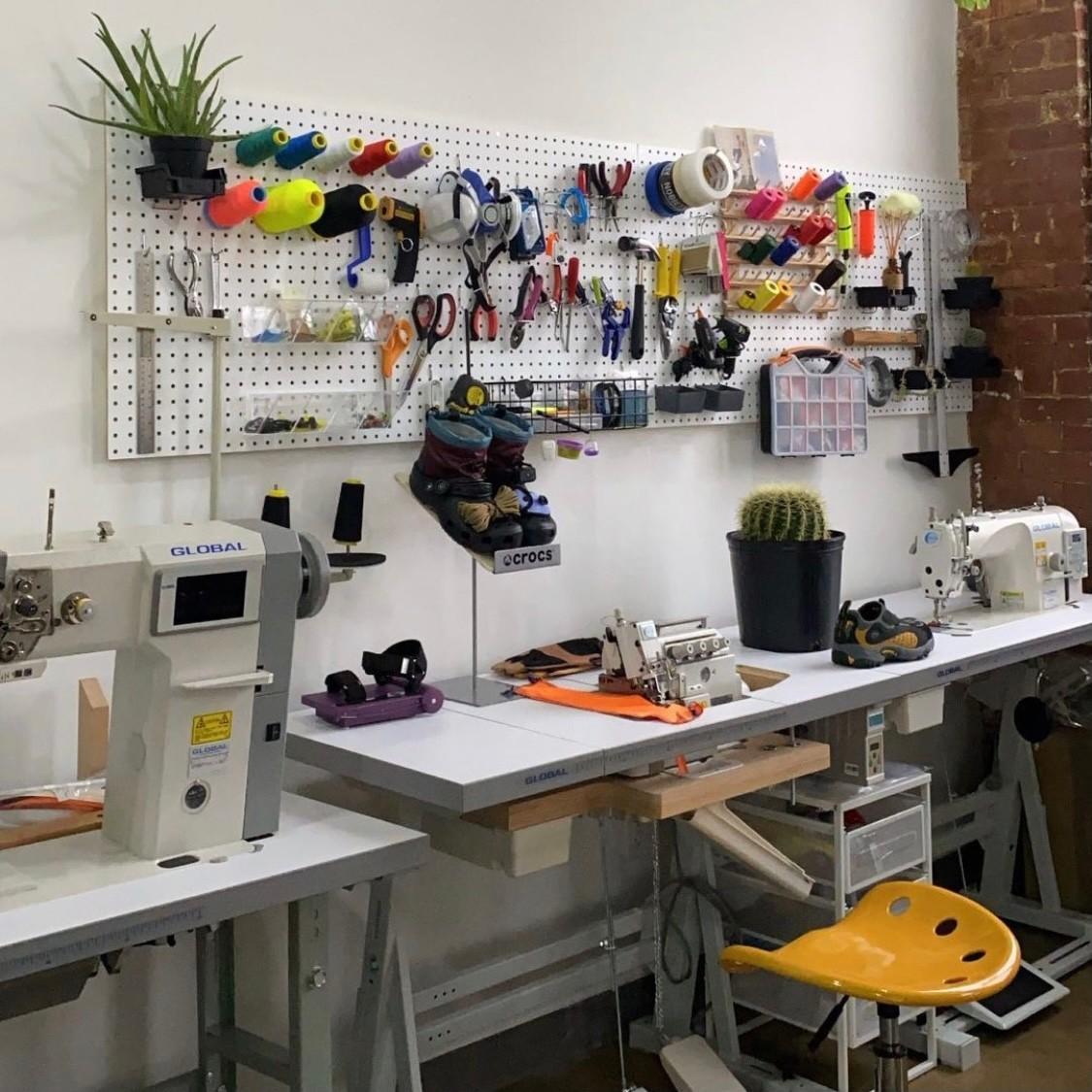 Nicole McLaughlin's workspace