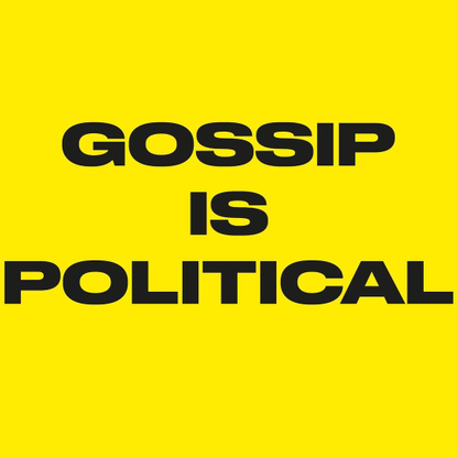 """Art Goss on Instagram: """"Silvia Federici writes that 'Labeling the production of knowledge as 'gossip'... is the way in which..."""