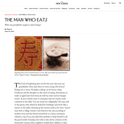 Food and Famine During the Cultural Revolution