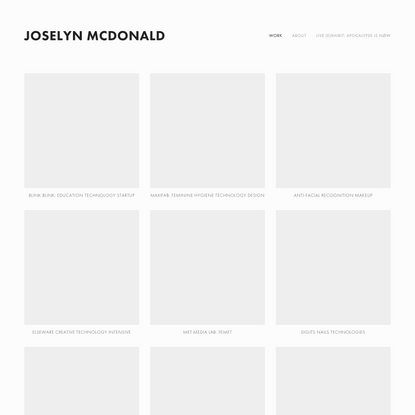 Joselyn McDonald
