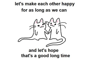 cute cats by @catcrumb on tumblr